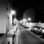 Rue du banquier la nuit