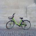 Le vélo vert