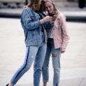 Isabelle et Laetitia