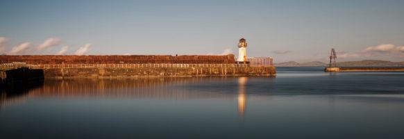 Le phare d'Ardrossan