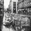 Vélos à terre