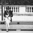 Lecture au musée d'Orsay