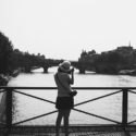 Et en dessous coule la Seine
