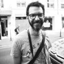 Xavier en mode photographe de rue