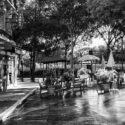 La terrasse de l'Oustalou
