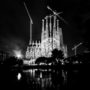 Sagrada Familia by Night / Barcelona