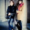 Lucie et Marie-Cécile