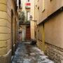 Les ruelles du barri antic