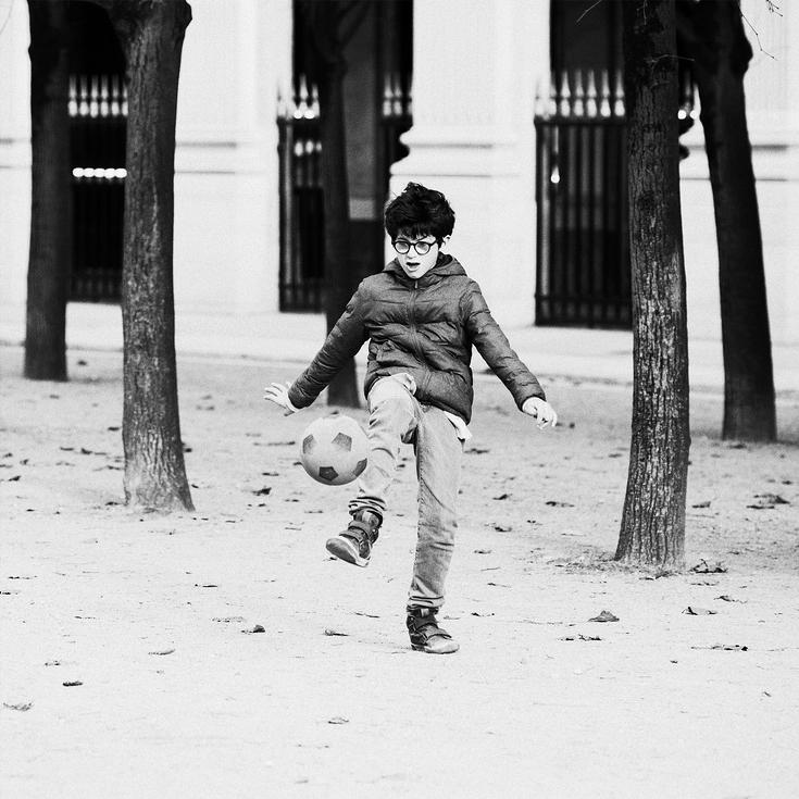 Le petit Léo