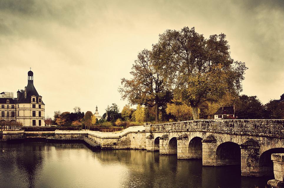 Parc du château de Chambord