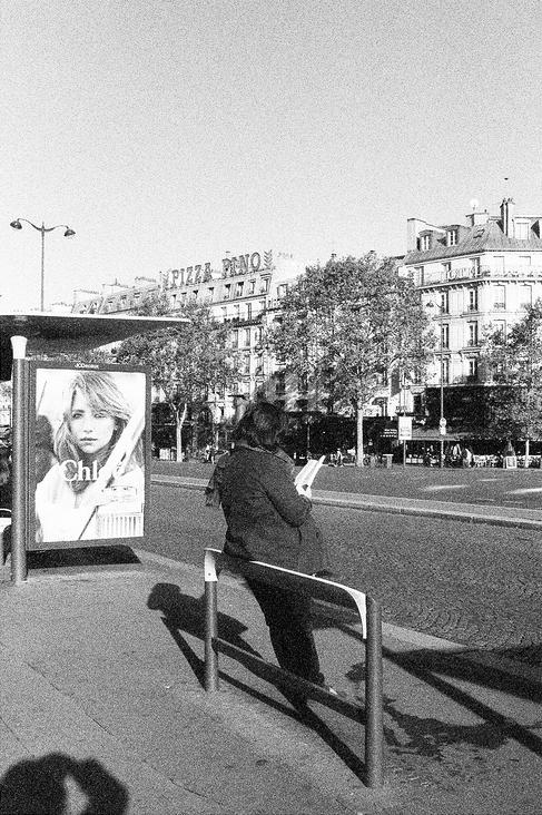 Lire en attendant le bus