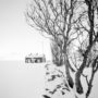 Eglise / Flakstad / Lofoten / Norvège