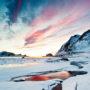 Haukland / Lofoten / Norvège