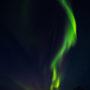Northern Lights above Flakstad Beach – Lofoten Islands – Norway