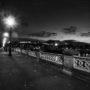 Les lampadaires du pont de Bercy