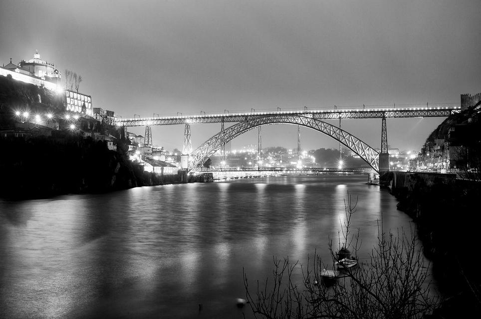Pont Louis Ier / Porto / Portugal