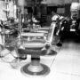 Le fauteil du coiffeur