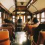 Dans le tramways