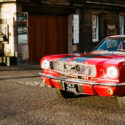 La Ford rouge