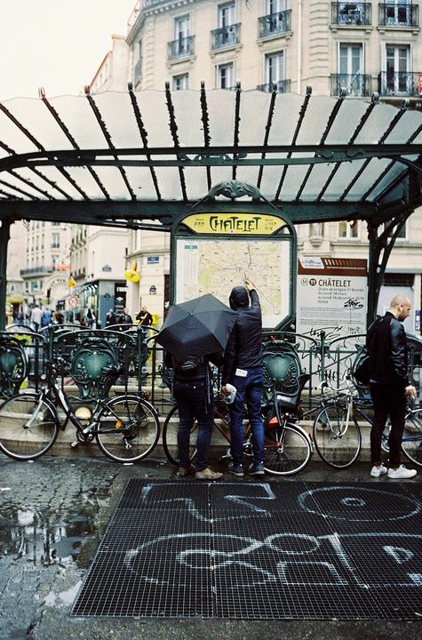 Station Chatelet