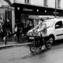 Le vélo pliable de Mr Salenchon