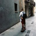 Skateboard à deux