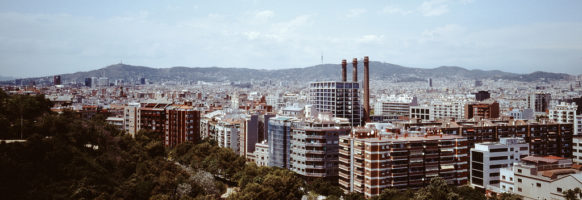Panorama de Barcelone
