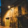 La nuit à Tarragone