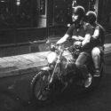 A deux sur la moto