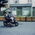 En scooter à Ménilmontant