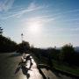 Contre-jour à Montmartre