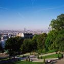 Les jardins de la butte Montmartre