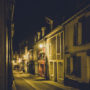 La nuit à Villerville