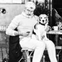 M. Paul et son chien Félix