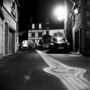 Villerville la nuit