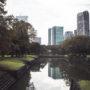 Parc Shiodome –  Hama Rikyu / Tokyo / Japon / Octobre 2019