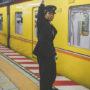 Le chef de station / Métro / Tokyo / Japon / Octobre 2019