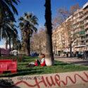 Barcelone / El Born / Hiver