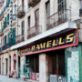 Barcelone / Barri Gòtic / Hiver