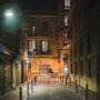 Barcelone / Gràcia / Nuit / Hiver