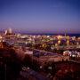 Barcelone / Port Vell / Hiver
