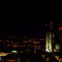 Sagrada Familia / Barcelone / Espagne / Nuit