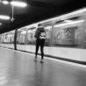 Metro / Quai d'austerlitz