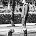Julien et son chien Max