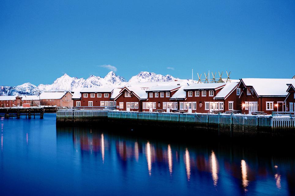 Svolvær / Lofoten / Norvège