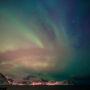 Aurore boréale / Vikten / Lofoten / Norvège