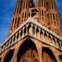 Barcelone / Sagrada Família / Hiver
