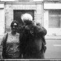 Paris confiné / Autoportrait en couple