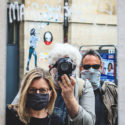 Les photographes masqués
