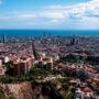 Barcelone / Turó de la Rovira
